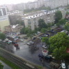 Дождь в Бухаресте