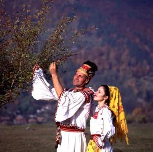 Население Румынии
