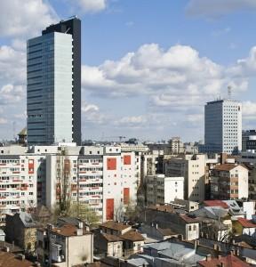 Башни Бухареста