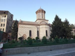 Королевский двор и церковь
