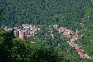 Курорт Бэиле Геркулане