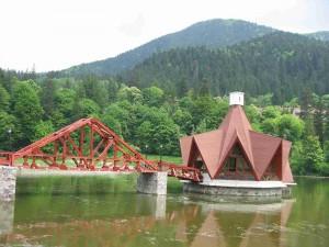 Озеро Ciucas