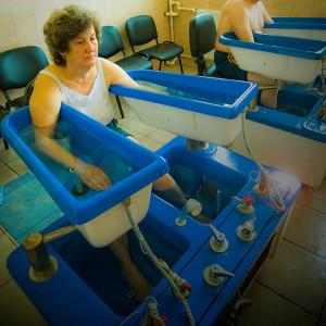 Лечебное оборудование Баиле 1 Май