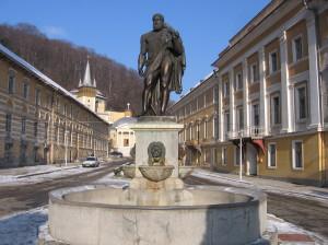 Статуя Геркулеса